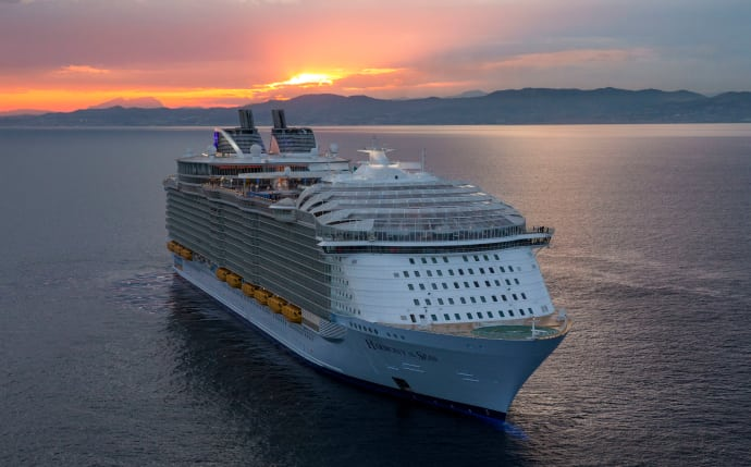 Harmony of the Seas - Royal Caribbean
